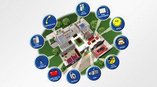 Un milione di euro per le smart home
