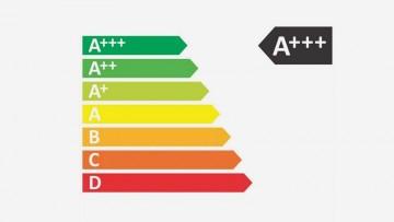 Elettrodomestici: ecco le nuove etichette energetiche