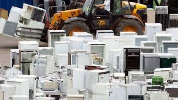 Raee: 86.400 tonnellate gestite nel 2011