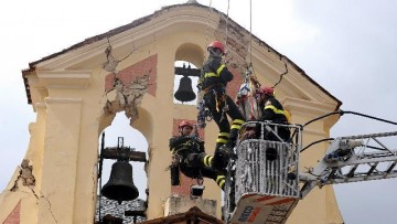 Prevenzione incendi e beni culturali: accordo Vigili del Fuoco e Mibac