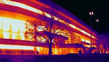 """Edilizia: il """"maps"""" delle prestazioni termiche delle case americane"""