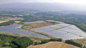 Il parco fotovoltaico di Cavriglia arriva a 17 MW di potenza