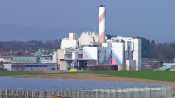 L'impianto che separa i metalli dalle ceneri dei rifiuti