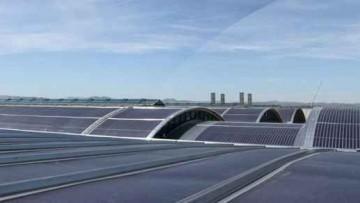 Alla Fiera di Rimini il piu' grande fotovoltaico d'Italia