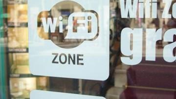 Wi-fi: gli esercizi commerciali non hanno l'obbligo di registrare i dati