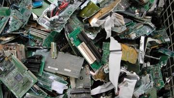 Raee, Remedia raccoglie 40 mila tonnellate nel 2012