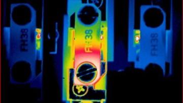 Termografia infrarosso