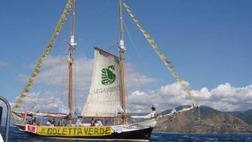 Lo stato di salute del mare italiano nei dati di Goletta Verde