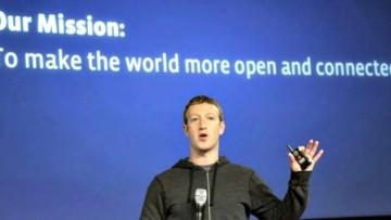 Zuckerberg lancia internet.org, obiettivo: portare internet a 5 miliardi di persone