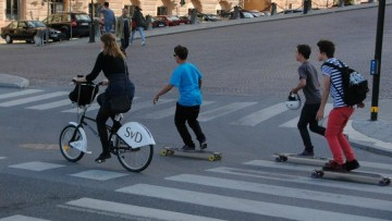 E' la Settimana europea della mobilita' sostenibile