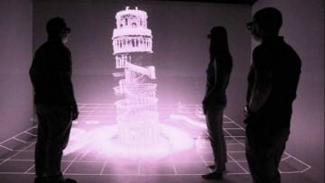 La prima mappa in 3D della Torre di Pisa