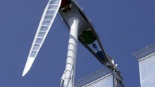 Il Porto di Genova vuole la 'mini pala eolica' di Renzo Piano
