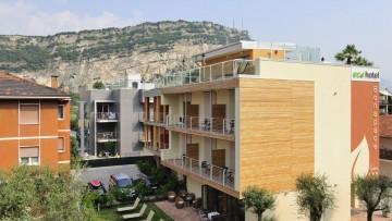 Si trova in Italia il primo hotel passivo d'Europa, e' l'Ecohotel Bonapace di Torbole