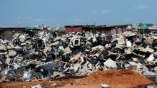 La mappa Onu sull'e-waste nel mondo