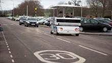 La prima driverless car immessa sul mercato e' Navia