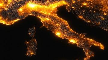 """Inquinamento luminoso: il rapporto 2013 di """"Buiometria partecipativa"""""""