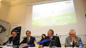 Per Expo 2015, Eutelsat sara' partner tecnico per i servizi satellitari