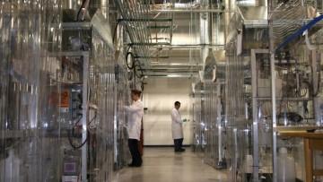 Istat, passo in avanti della produzione industriale