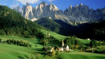 Il Trentino Alto Adige e' primo in green economy