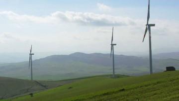 L'eolico in Italia: calo del 65% degli investimenti