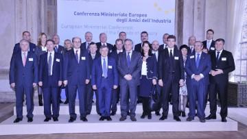 L'Europa al sostegno dell'industria manifatturiera