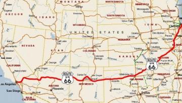 La Route 66 punta a essere la prima autostrada elettrica degli Usa