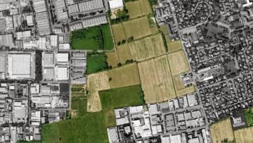 Consumo di suolo: 720 kmq 'spariti' negli ultimi 3 anni