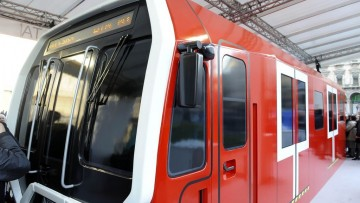 Milano svela i nuovi treni della metropolitana