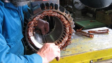 Motori elettrici, arriva un database online per l'efficienza energetica