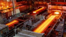 Industria siderurgica europea, – 27% sui livelli pre-crisi