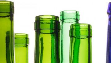 Riciclo del vetro, tassi in aumento
