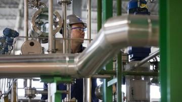A Porto Torres inaugurata la bioraffineria di terza generazione