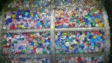 Reflui industriali, il depuratore e' 'green' grazie ai tappi di plastica