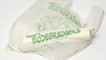 Sacchetti di plastica non compostabile, in arrivo le sanzioni