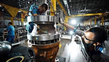 Istat, il fatturato dell'industria e' ancora in calo