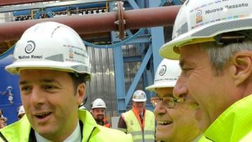 Italcementi apre il 'forno' del cemento biodinamico di Rezzato