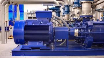 L'industria delle pompe italiana e' in continua crescita