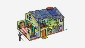 La sicurezza degli impianti elettrici domestici e delle piccole attivita' commerciali e artigianali