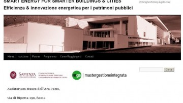 """Smart energy for smarter buildings & cities"""