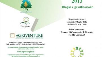 Seminario: 'Agroenergie 2013'