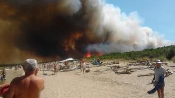 Antincendio, per campeggi e villaggi turistici arriva una nuova normativa
