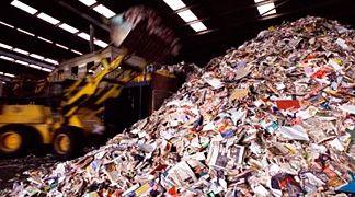 Emergenza rifiuti in Italia fra due anni