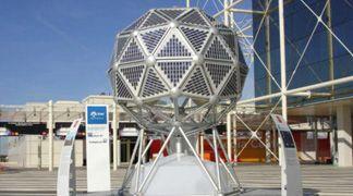 Diamante, la centrale fotovoltaica che produce energia  giorno e notte