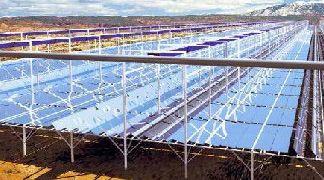 Desertec: l'impianto solare più grande del mondo