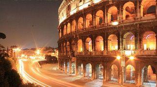 Roma dà l'addio ai vecchi lampioni
