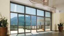 Finstral: finestre in alluminio e pareti vetrate ad alte performance termiche