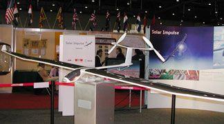 Prende il volo Solar Impulse, l'aereo alimentato da energia solare