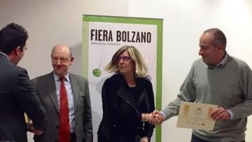 Bosch premiata a Klimahouse 2015 con il Marketing Award e il Trend Award
