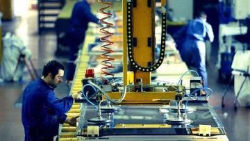 Produzione industriale in salita