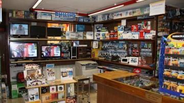 La rivincita dei vecchi negozi